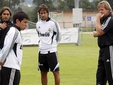 Saviola tuvo un paso complicado por el Real Madrid. EFE/Archivo