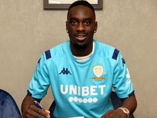 Jean-Kévin Augustin rejoint Leeds. LeedsUnited