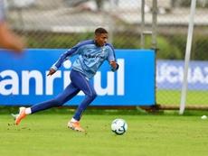 Jean Pyerre está na mira do Monaco. Lucas Uebel / Grêmio