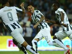Gilberto García llegaría para reforzar el lateral derecho. EFE