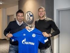 Bruma jugará en el Schalke 04. Twitter/S04_es