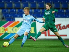 Jeppe Terskov será jugador del Odense la próxima temporada. RandersFC