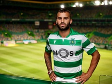 He plays in Portugal now. SportingCP