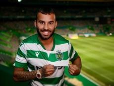 Jesé tiene nuevo entrenador en Lisboa. SportingCP