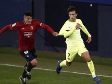 Joao Félix prometió más alegrías para el Atlético. EFE/Jesús Diges