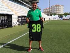L'ex giocatore della Fiorentina, il 38enne, Joaquin. RealBetis