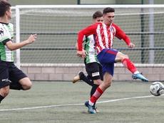 El Huesca firma a Joaquín, del filial del Atlético. AtleticodeMadrid