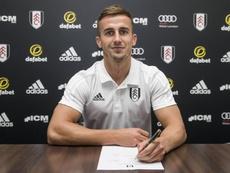 Bryan a regretté avant d'avoir signé. FulhamFC