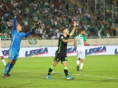 El tesón de Raúl permite la victoria del Betis. RealBetis
