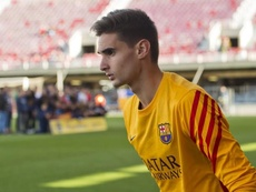 Ezkieta will leave Barça and will go to Athletic Bilbao. FCBarcelona