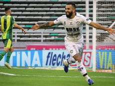 Jogador do Central Córdoba dará a vida contra o Boca. Twitter/CACCSantiago