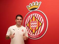 Y siete meses después llegó el gol de Soriano. Twitter/GironaFC