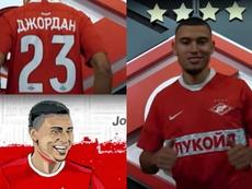El hijo de Larsson ya es del Spartak. FCSM_Official