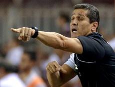 Jorginho deja de ser entrenador de Vasco da Gama. EFE/AFP
