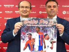 Franganillo (d), sancionado. SevillaFC