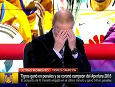 José Ramón Fernández desató la ira de las redes. ESPN