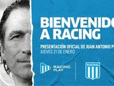 O vai e vem do mercado da bola - 21 de janeiro de 2021. Twitter/RacingClub