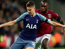 Pochettino: Foyth's ankle injury very painful. TottenhamHotspur
