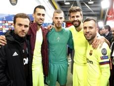 La eliminatoria se resolverá en el Camp Nou. FCBarcelona