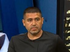 Riquelme habló sobre la posible llegada de Guerrero. Captura/TNTSports