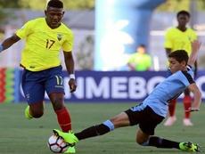 Emerson Espinoza llegaría a España. AFP