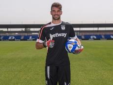 Soriano sigue sumando confianza. CDLeganés
