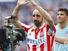 Juanfran sueña con volver al Atleti. LaLiga/Archivo