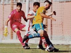 El Pontevedra-Las Palmas Atlético concluyó en 1-0. LasPalmasAtlético