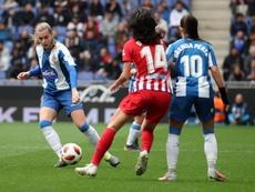 El Espanyol tiene planeado subirle el sueldo a sus jugadoras el próximo año. RCDEFemení