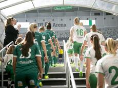 El fútbol femenino regresa a Suecia. Hammarbyfotboll/PeterJonsson