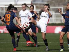 Al Valencia se le escapa la victoria en Sevilla. LaLiga
