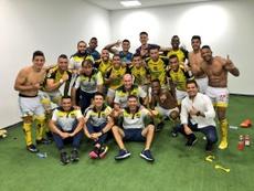 Alianza acumula ya doce puntos en el Apertura. AlianzaPetrolera