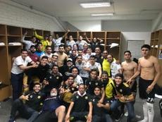 Dorados y Maradona, a semifinales del 'play off'. AFP