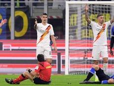 Roma no cayó en 90 minutos. ASRoma
