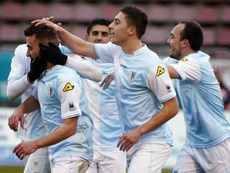 El Compostela aspira al ascenso a Segunda B. SDCompostela