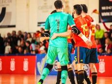 España ganó a Guatemala 7-0. SeFutbol