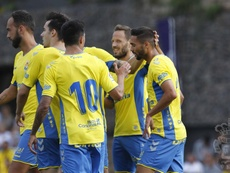 Las Palmas goleó 6-0 al Tamaraceite. UDLP