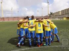 Las Palmas visita Madrid. UDLasPalmas