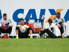 Los brasileños se aseguran la continuidad de uno de sus arqueros. SantosFC