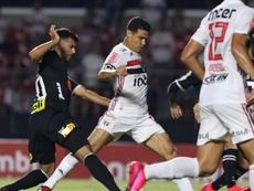 São Paulo e Corinthians apenas cumprem tabela. SaoPauloFC