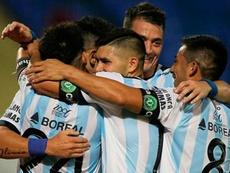 El 'decano' se llevó el partido por la mínima (1-2). AtléticoTucumán