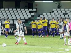 El Almería suma tres puntos importantes. LaLiga