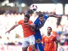 La Ponferradina se mete en la final tras ganar al Cartagena. EFE