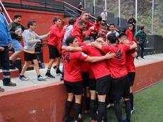 El Mensaje llega a los 900 partidos en el Grupo Canario de Tercera. CDMensajero