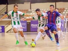 Córdoba y O Parrulo dirimen el único partido del fin de semana. CordobaPatrimonio