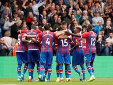 El Crystal Palace concedió el empate. CPFC