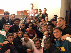 Calafiori llega a oídos del Madrid. Twitter/ASRomaEspanol