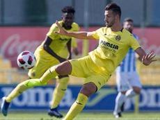El Villlarreal B espera vencer al Barça B. Twitter/VillarrealCF