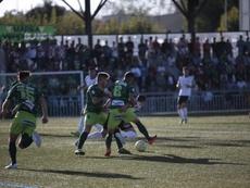 El Salamanca se impuso al Guijuelo por 1-2. SalamancaUDS
