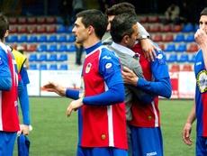 El Langreo asciende a Segunda División B. Langreo